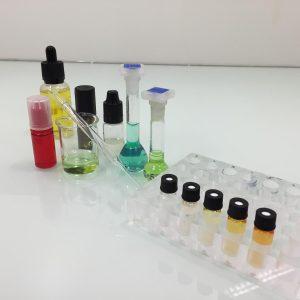 Analyse e-liquide cigarette laboratoire Quad Lab