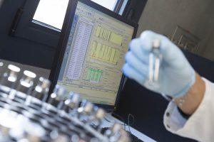 Rejets atmosphériques analyse laboratoire
