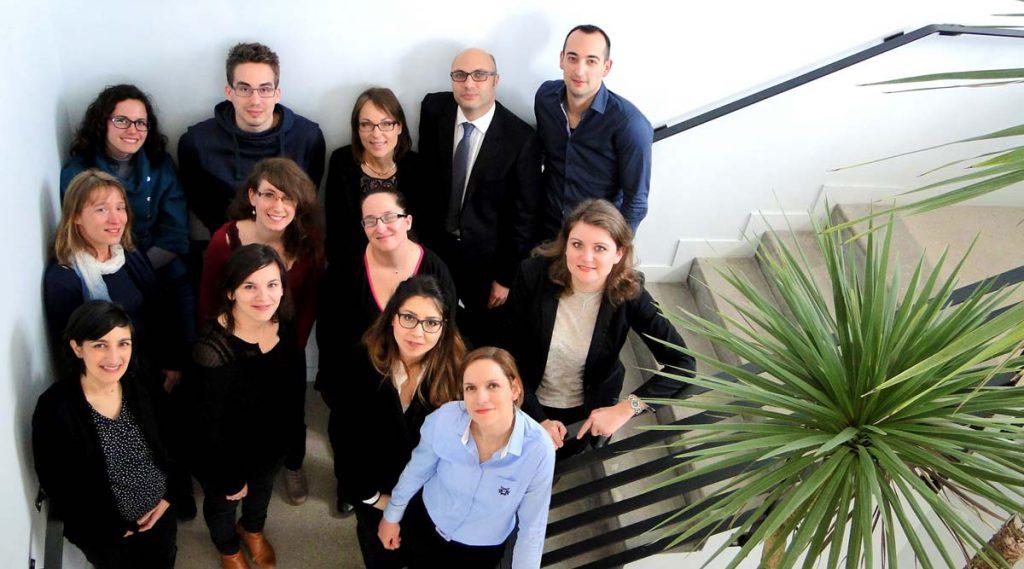 Equipe laboratoire Quad-Lab analyse chimie Essonne