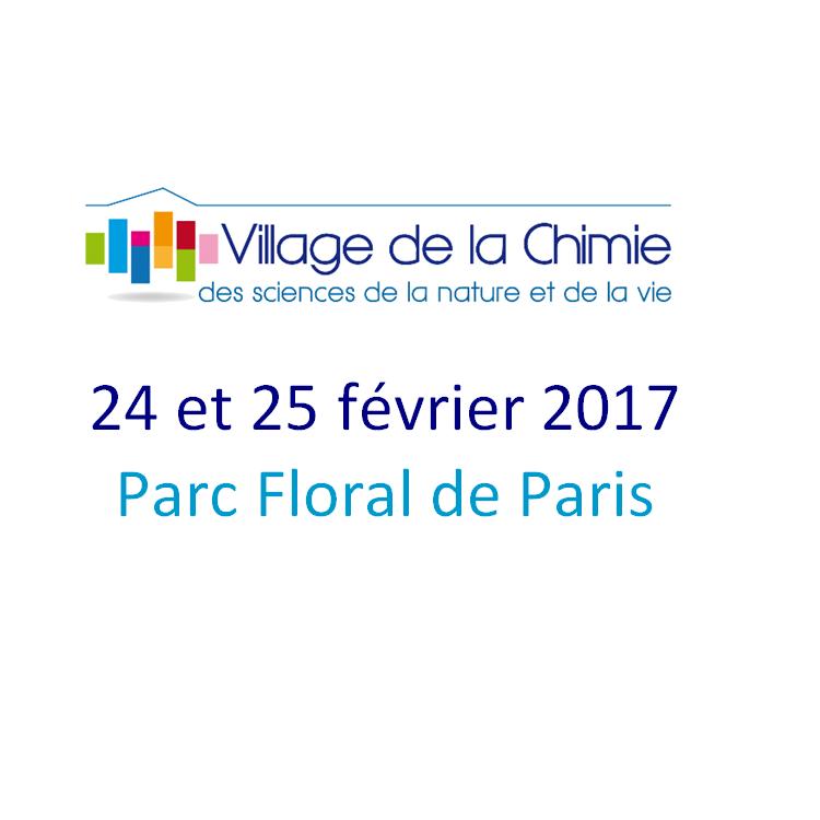 village chimie février 2017
