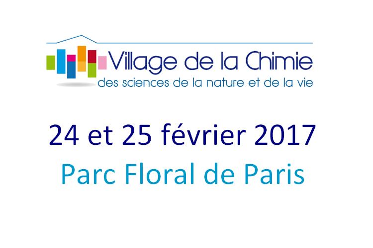 Village de la chimie février 2017